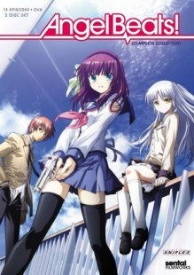 Angel Beats! DVD Cover