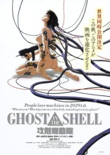 Ghost in the Shell αφίσα
